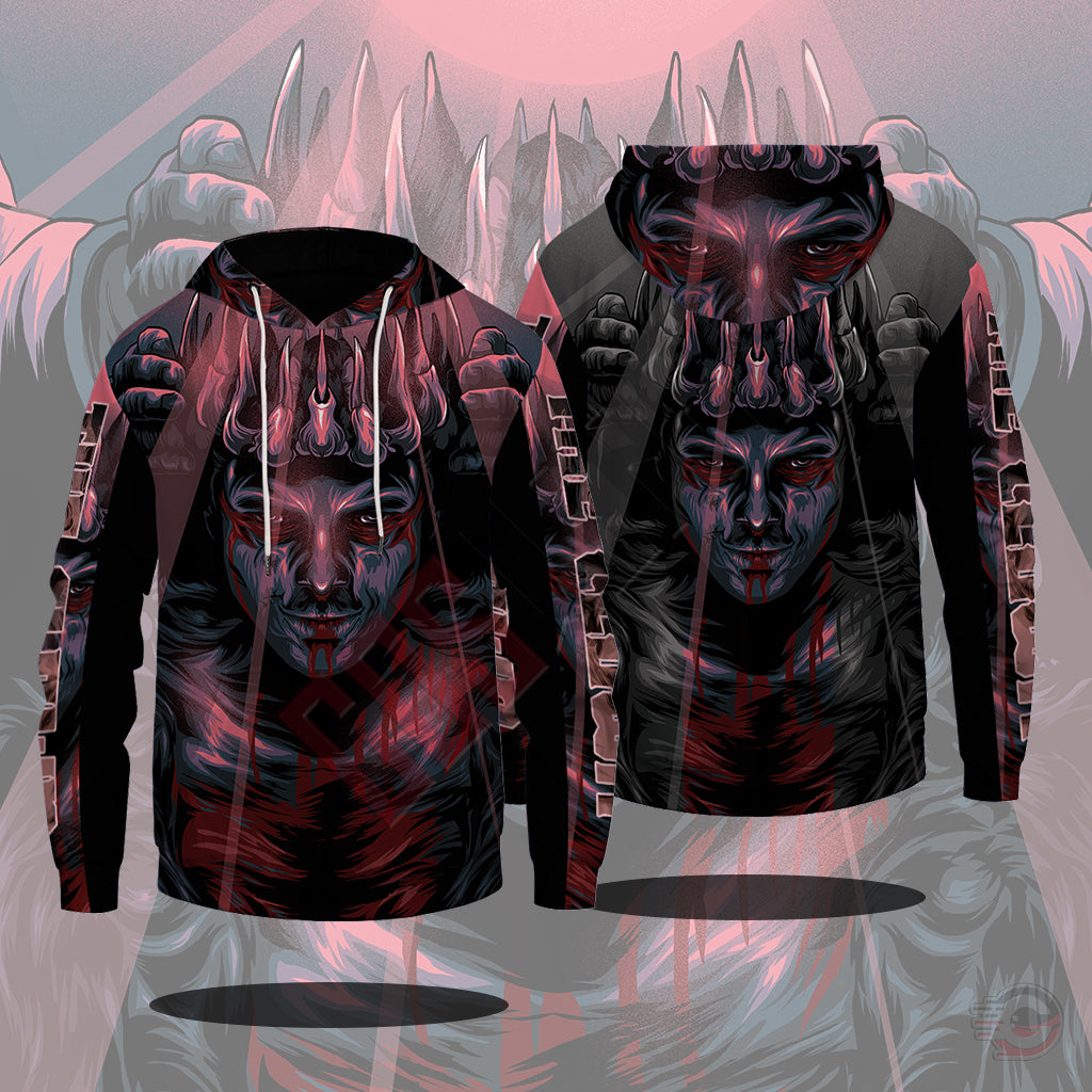 Original Designs : The Clown Pullover Hoodie