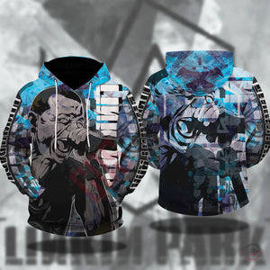 Original Designs : Linkin Park Inspired Pullover Hoodie