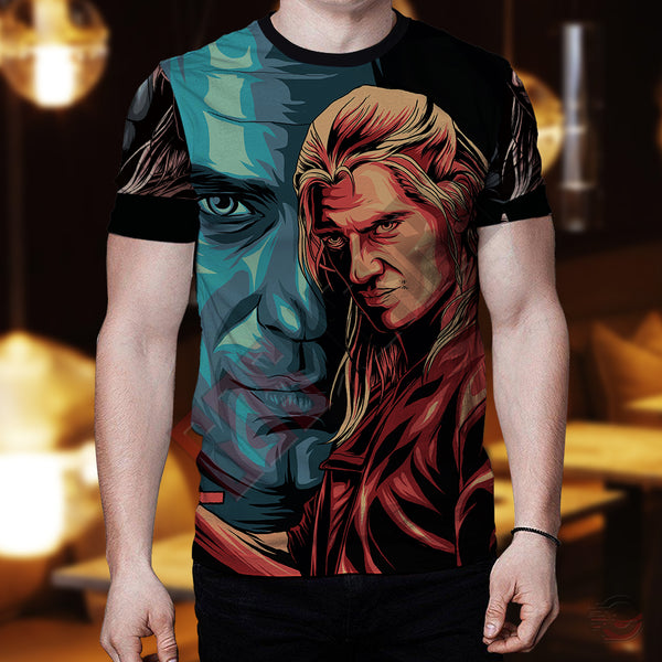 Original Designs : The Witcher Inspired T-Shirt