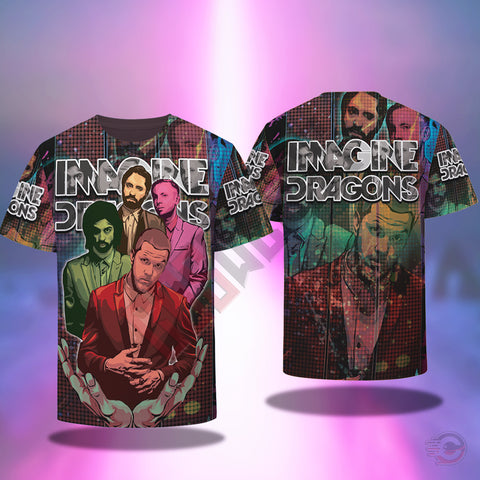 Original Designs : Imagine Dragons T-Shirt