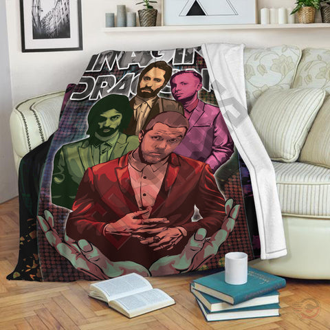 Original Designs : Imagine Dragons Blanket