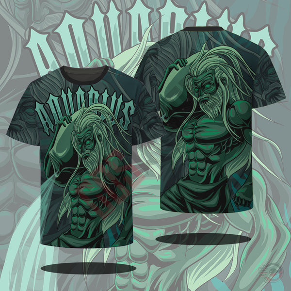 Original Designs : Aquarius T-Shirt