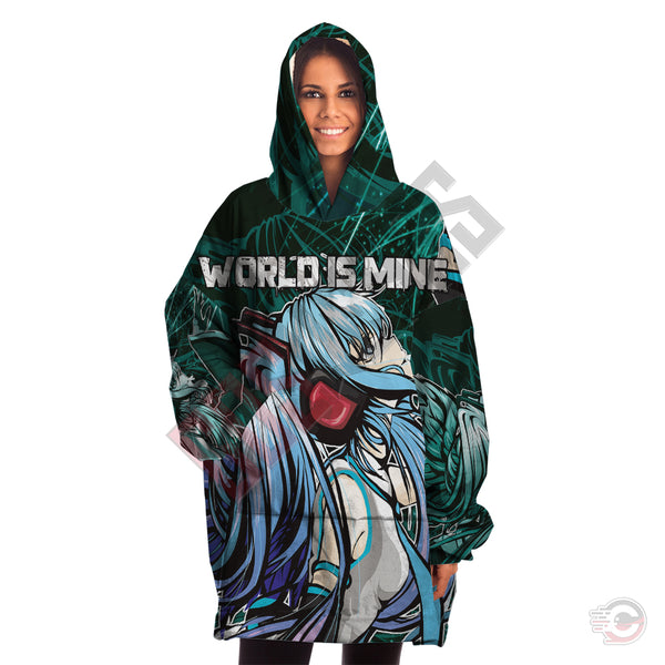 Original Designs : Hatsune Miku's World Snug