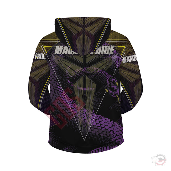 Original Designs : The Black Mamba Pullover Hoodie