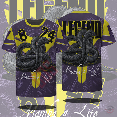 Original Designs : Kobe Inspired T-Shirt
