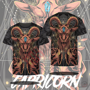 Original Designs : Capricorn T-Shirt
