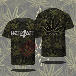 Original Design : Weed4Life T-Shirt