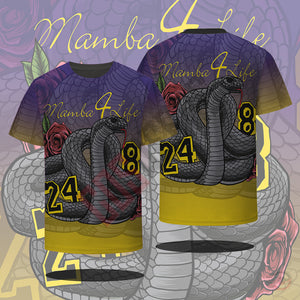Original Design : Mamba4Life T-Shirt
