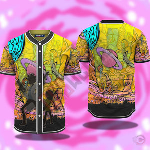Rick and Morty Adventures Jersey