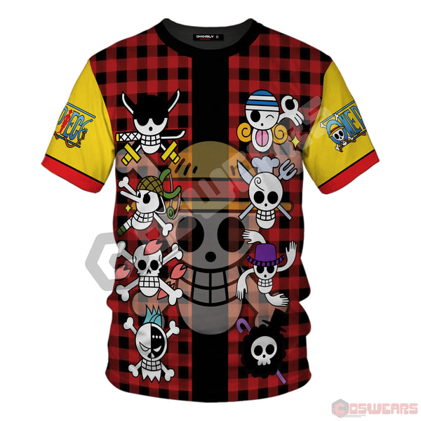 One Piece Icons T-Shirt