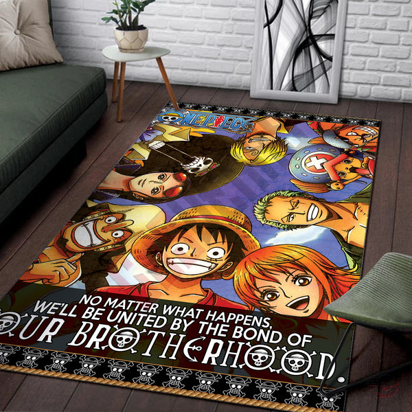 One Piece : Brothers In Arms Rug
