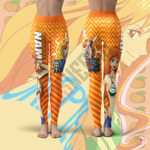 One Piece : Nami Leggings