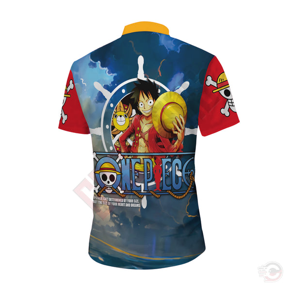 One Piece : Luffy Chemise