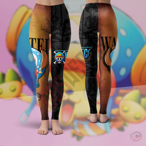 One Piece : Chopper Leggings
