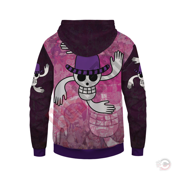 One Piece : Nico Robin Pullover Hoodie