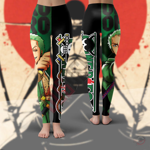 One Piece : Zoro Leggings