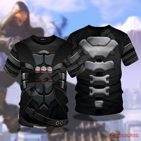 Overwatch : Reaper Inspired T-Shirt