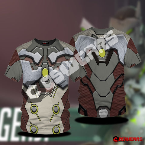 Overwatch : Genji Inspired T-Shirt