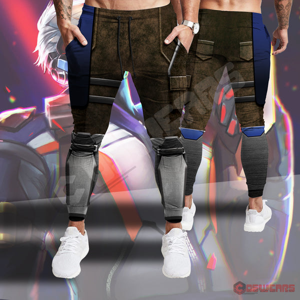 Overwatch : Soldier 76 Inspired Joggers