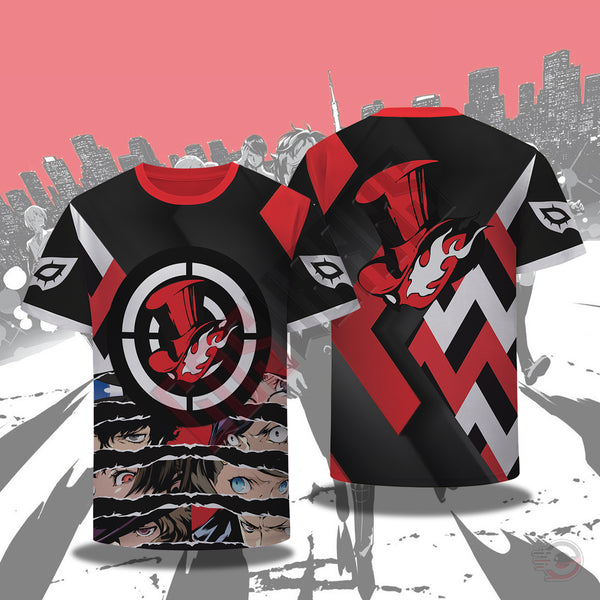 Persona 5 : Phantom Thieves T-Shirt