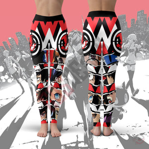 Persona 5 : Phantom Thieves Leggings