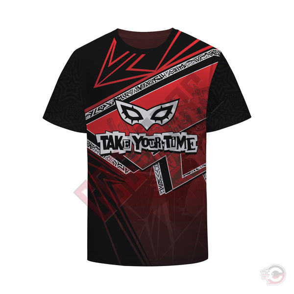 Persona 5 : Take Your Time T-Shirt