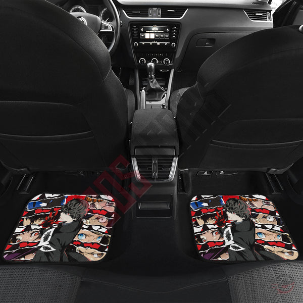 Persona Five Car Floor Mat