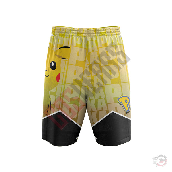 Pokemon : Pikachu Beach Shorts