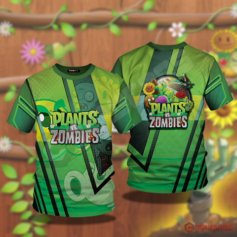 Plants VS Zombies Inspired T-Shirt