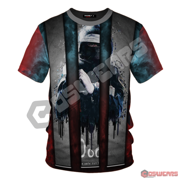 Rainbow 6 : Doc Inspired T-Shirt