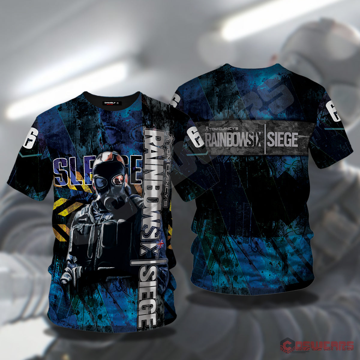 Rainbow 6 : Sledge Inspired T-Shirt