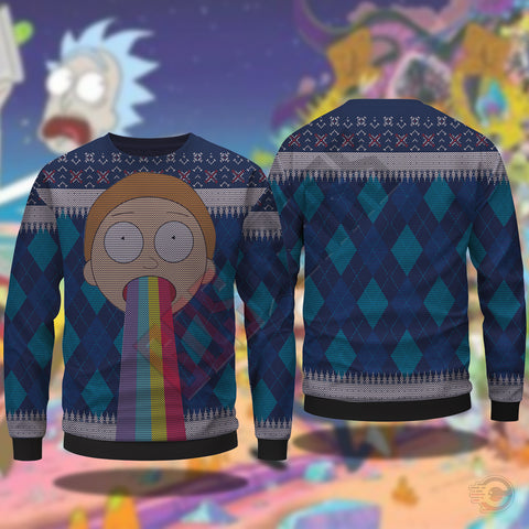 Rick and Morty : Morty Sweatshirt