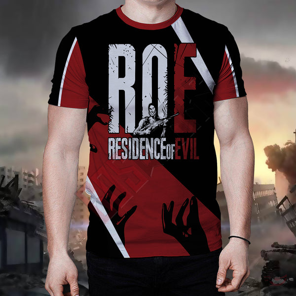 Residence Of Evil Logo T-Shirt