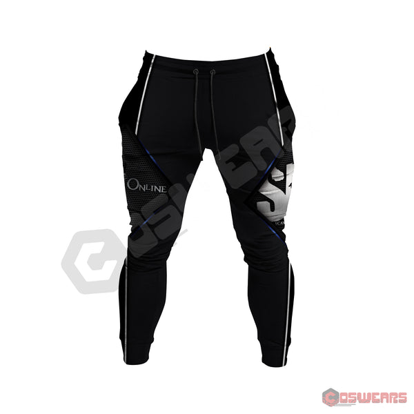 Sword Art Online: Sword Art Logo Inspired Joggers
