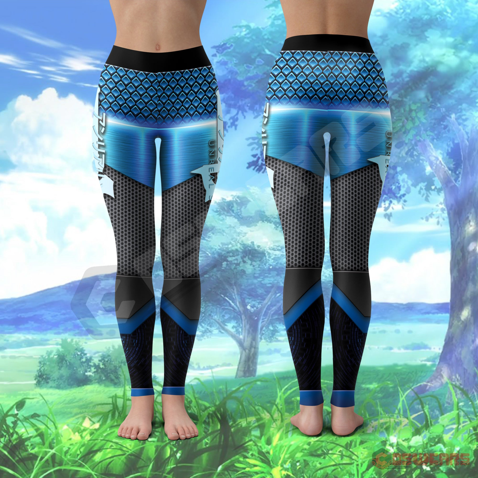 Sword Art Online : Unreal Sword Art Online Leggings