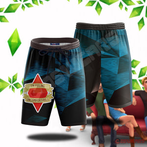 Sims : Uncomfortable Beach Short