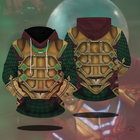 Spiderman Far From Home : Mysterio Pullover Hoodie