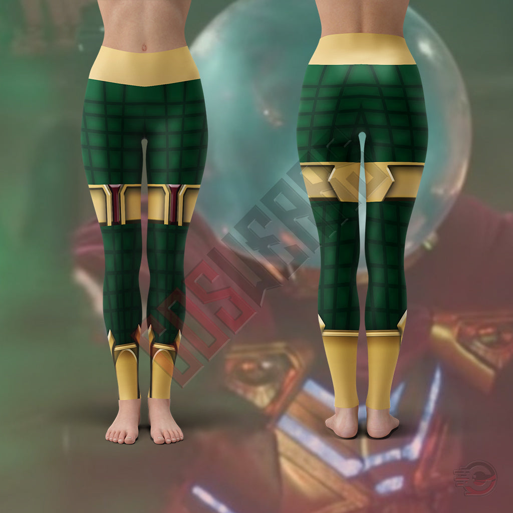Spiderman Far From Home : Mysterio Leggings