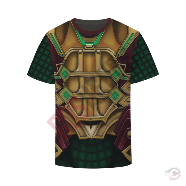 Spiderman Far From Home : Mysterio T-Shirt