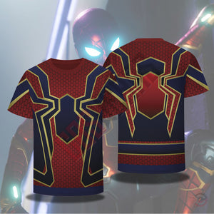 Spiderman Far From Home :  Iron Suit T-Shirt