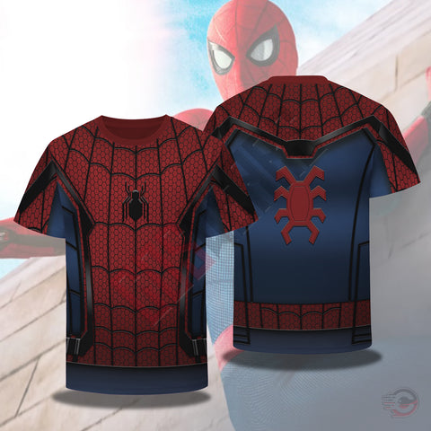 Spiderman Far From Home Outfit T-Shirt