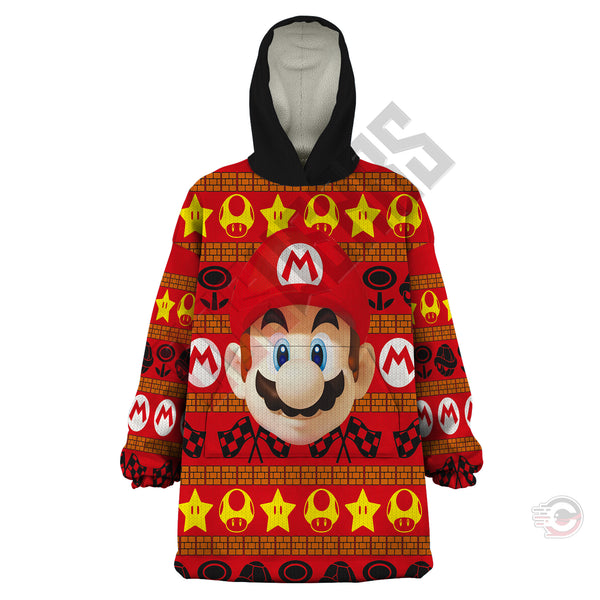 Super Mario Inspired Snug