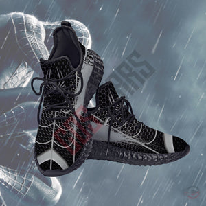 Spiderman Far From Home Black Shoes