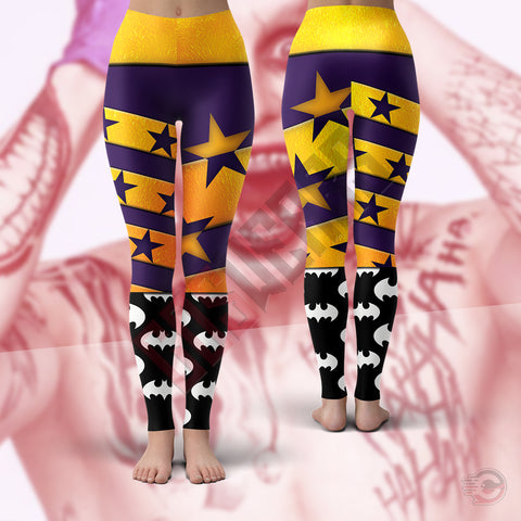 Suicide Squad : The Joker Leggings
