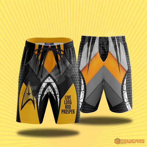 Star Trek : Live Long Beach Shorts