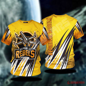 Star Wars - Republic Rebels T-Shirt