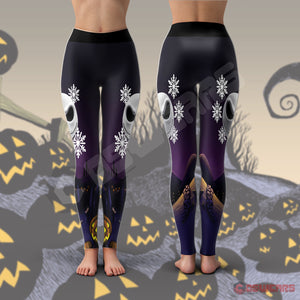 Tim Burton : Jack Skellington Leggings