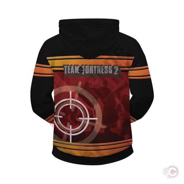 Team Fortress : The Sniper Pullove Hoodie