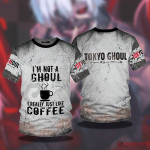 Tokyo Ghoul : I'm Not A Ghoul T-Shirt
