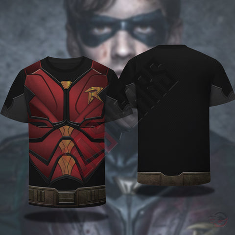 Titan Collection : Robin T-Shirt